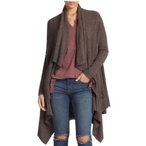 Free People • Waterfall Angora/Wool Cardigan